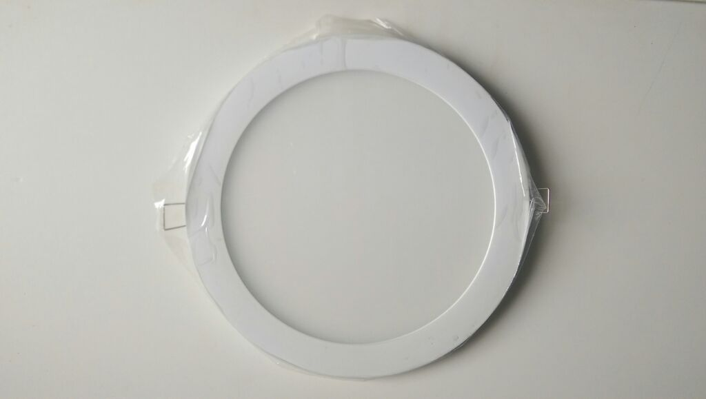 "UltraLite 10"" Circular LED light 25W 230V"